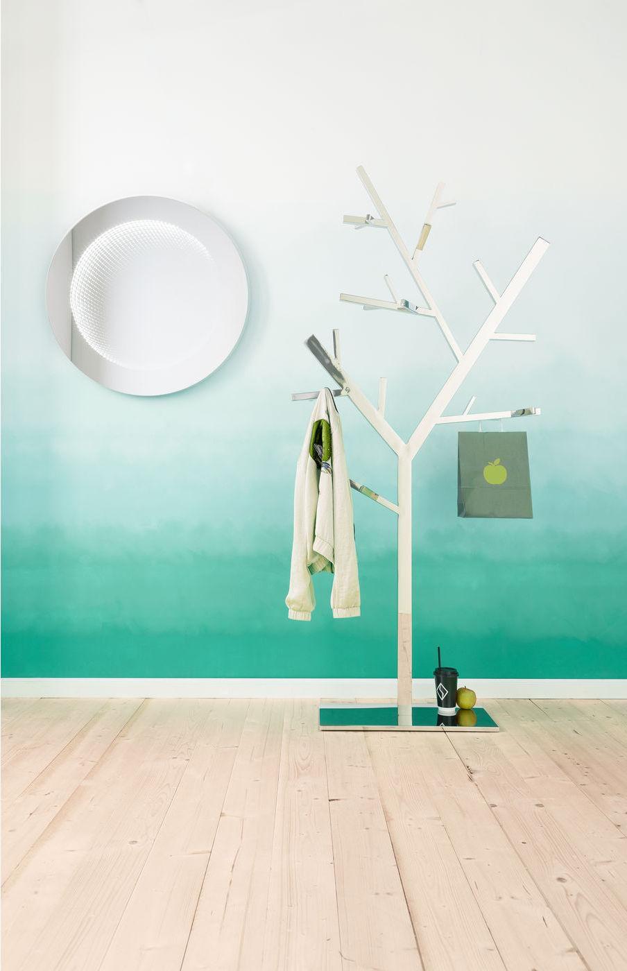 kare design spiegel infinity 80cm led. Black Bedroom Furniture Sets. Home Design Ideas